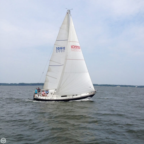 Used C & C Yachts Redwing 35 Racer and Cruiser Sailboat For Sale