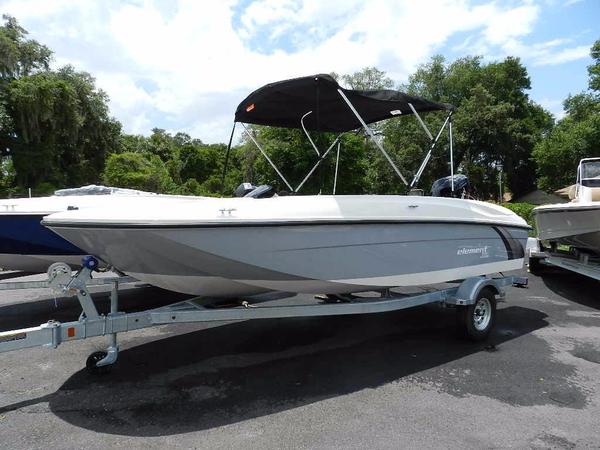 New Bayliner Element 180 XL Deck Boat For Sale