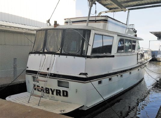 1980 Used Hatteras 58 Motor Yacht Motor Yacht For Sale