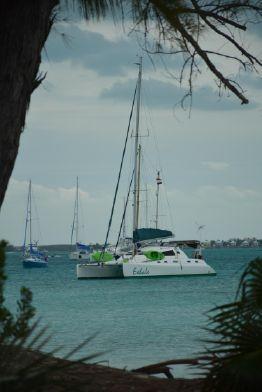 Used Island Spirit 37 Catamaran Sailboat For Sale