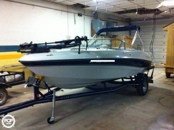 Used Four Winns 183 Horizon Fish & Ski Bowrider Boat For Sale