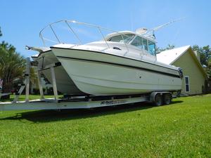 Used Glacier Bay 2690 Coastal Runner Power Catamaran Boat For Sale