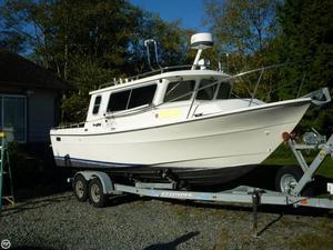 Used Sea Sport 24 Explorer Pilothouse Boat For Sale