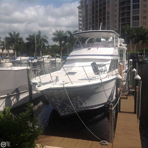 Used Jefferson 48 Rivanna Aft Cabin Boat For Sale