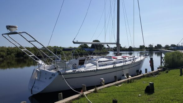 Used Morgan Racers and Cruiser Racer and Cruiser Sailboat For Sale