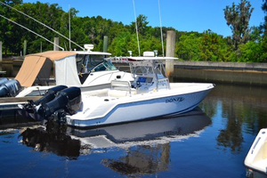 Used Donzi 32 Zf Center Console Boat For Sale
