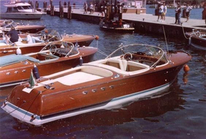 Used Riva Aquarama # 379 Runabout Boat For Sale