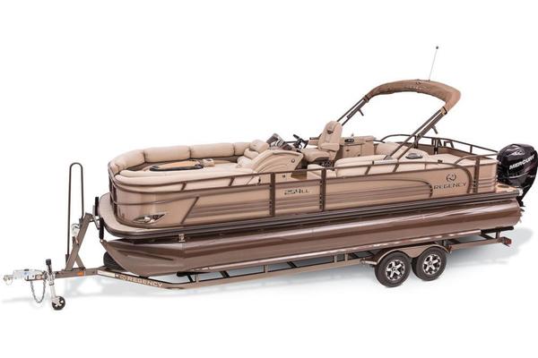 New Regency 254 LE3 Pontoon Boat For Sale