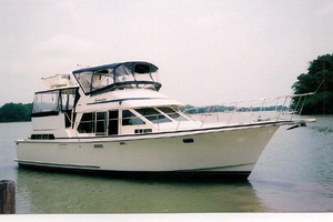 Used Tollycraft 44 Motoryacht Motor Yacht For Sale
