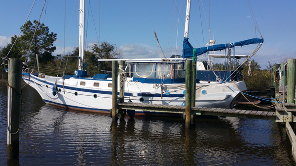 Used Hudson Force Sloop Sailboat For Sale