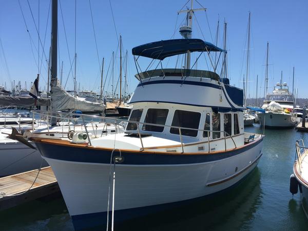 Used Defever 34 Passagemaker Trawler Boat For Sale