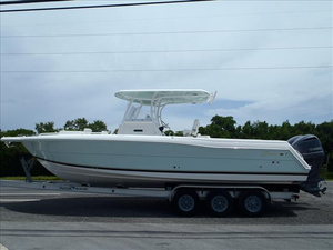 New Stamas 326 Center Console Fishing Boat For Sale