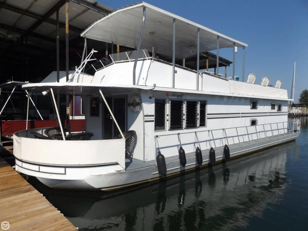 Used Lazydays Sportsman House Boat For Sale