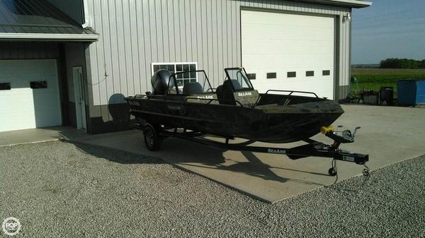 Used Sea Ark ProCat 200 Aluminum Fishing Boat For Sale