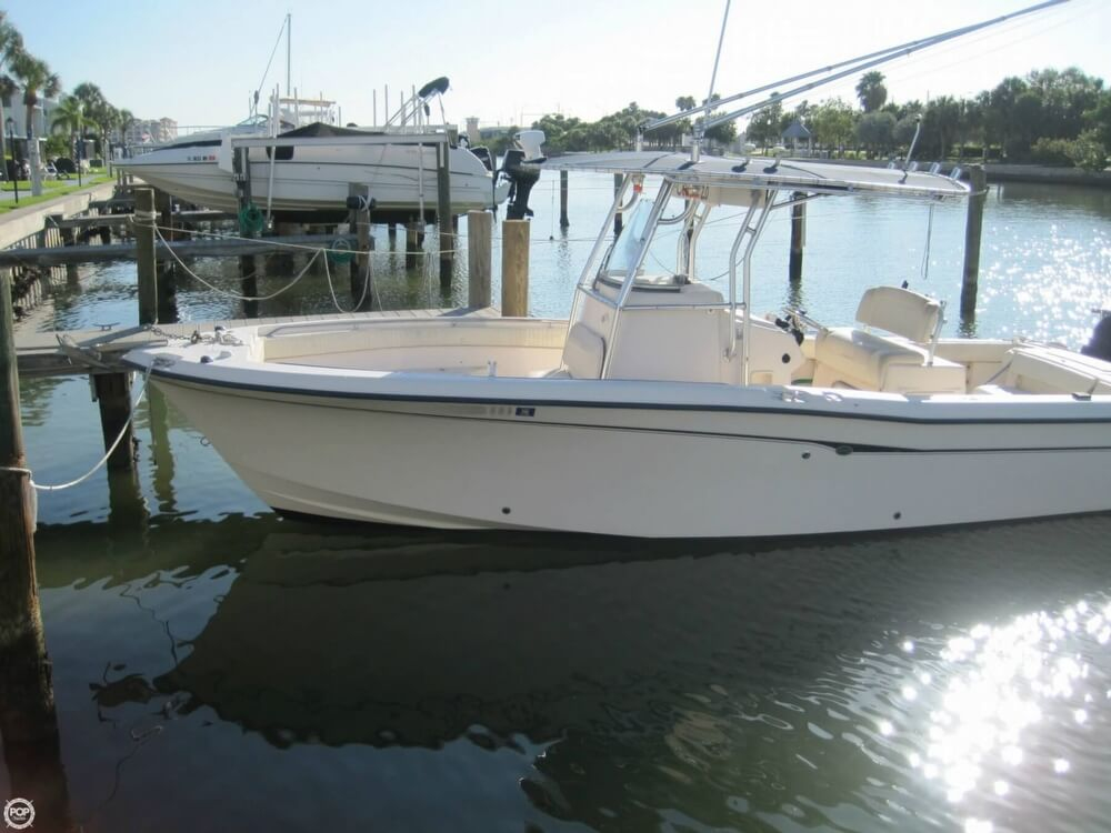 2005 used grady white release 283 center console fishing for Grady white fishing boats