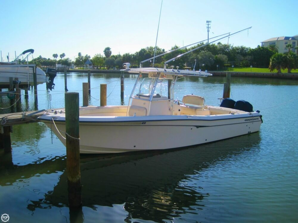 Used Grady-White Release 283 Center Console Fishing Boat For Sale