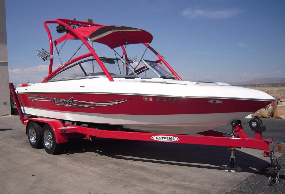 Images of Used Ski Boat Trailers For Sale