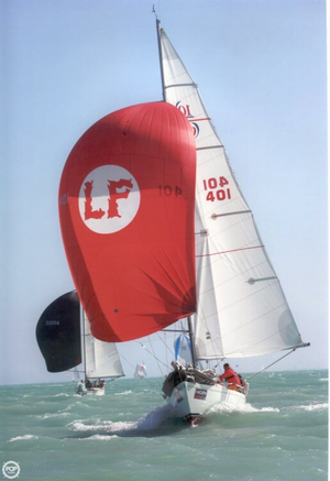 Used Soca Boats LS-10 / T-10 Racer and Cruiser Sailboat For Sale