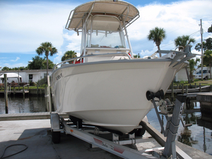 Used Cape Horn 19' Offshore Series Center Console Fishing Boat For Sale