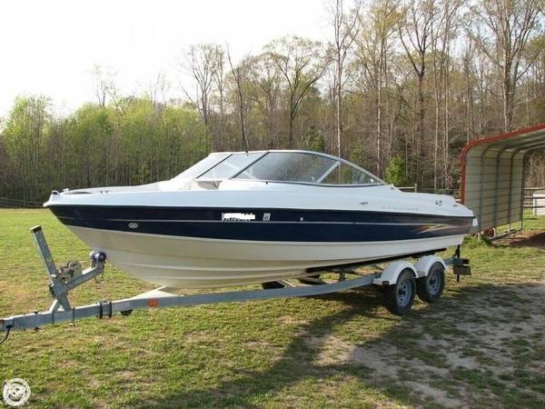 Used Bayliner 225 BR Bowrider Boat For Sale