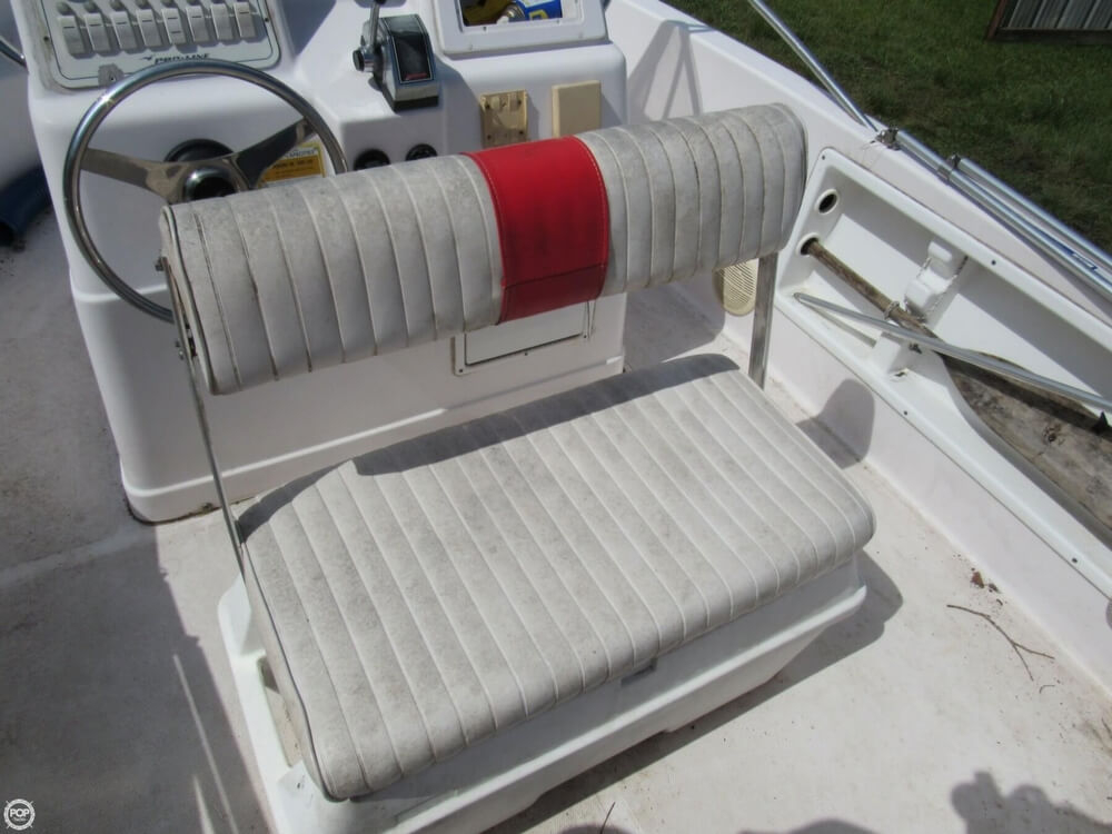 2001 used pro line 19 sport center console fishing boat for Stock fish for sale texas