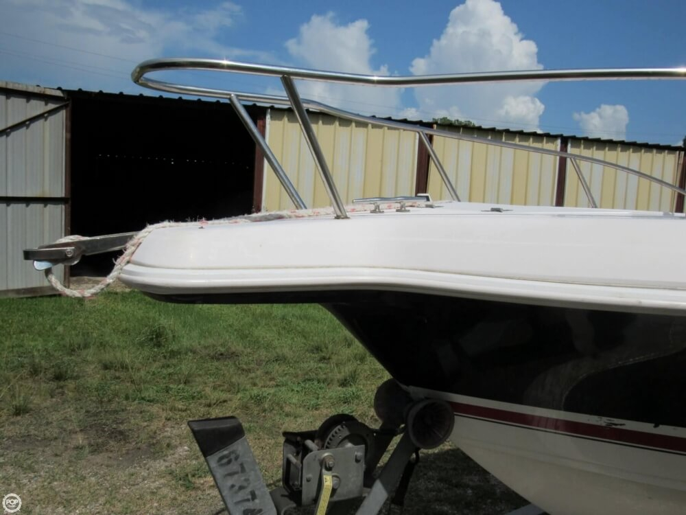2001 used pro line 19 sport center console fishing boat for Used fishing boats for sale in houston
