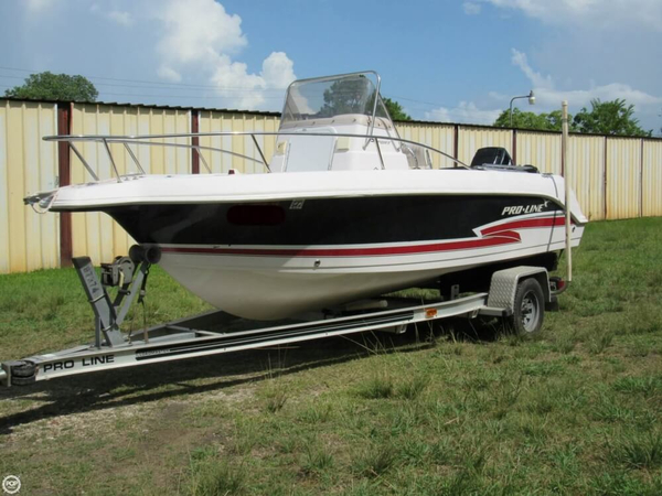 Used Pro-Line 19 Sport Center Console Fishing Boat For Sale