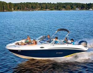 New Stingray Boats 234LR Sport Deck Boat For Sale
