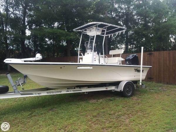 Used Mako 191 Bay Boat For Sale
