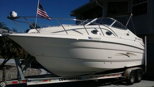 Used Larson 240 Cabrio Express Cruiser Boat For Sale
