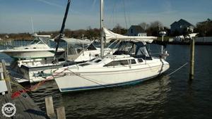 Used Hunter 280 Sloop Sailboat For Sale