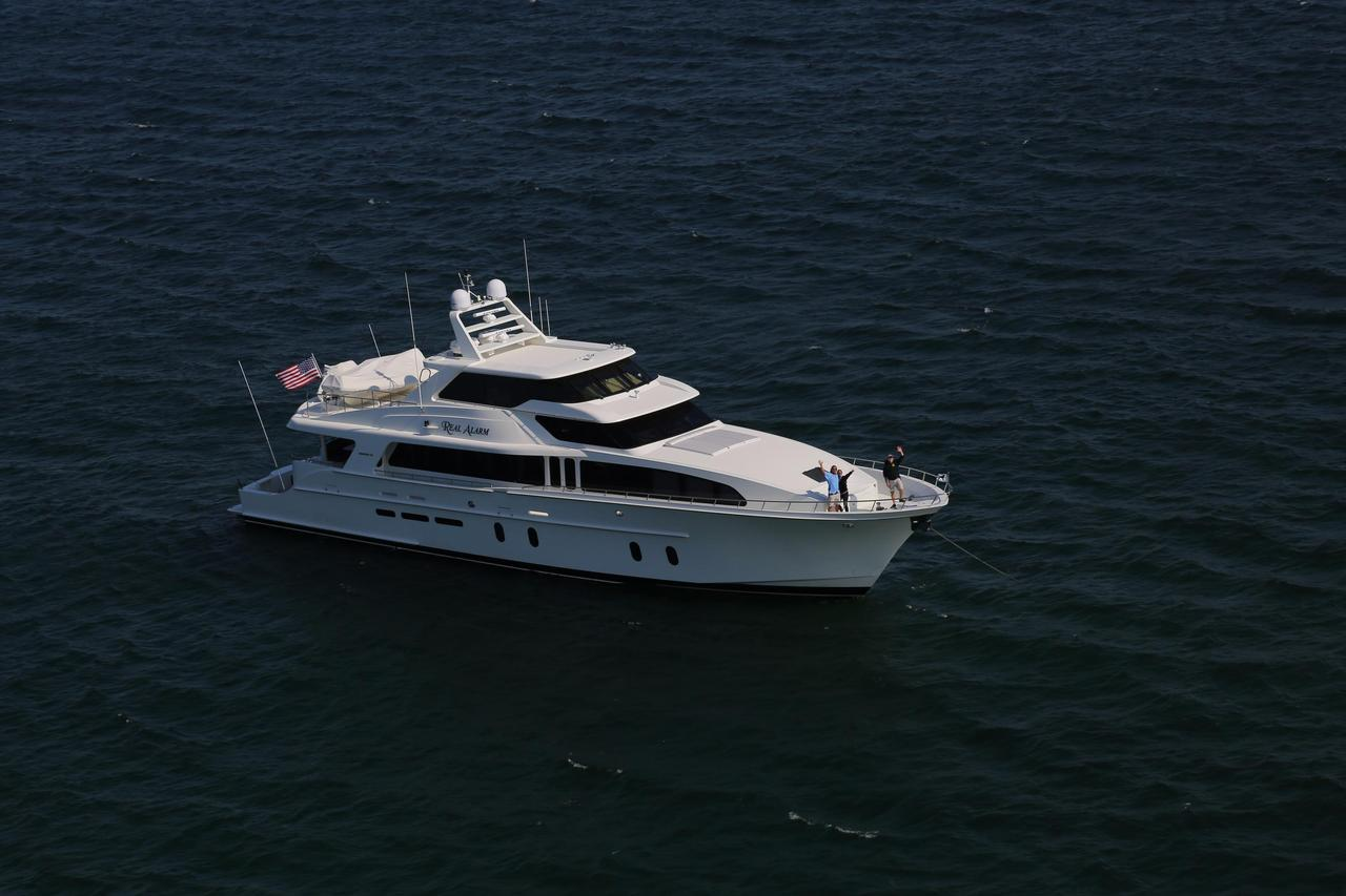 2007 Used Cheoy Lee Cockpit Motor Yacht Motor Yacht For