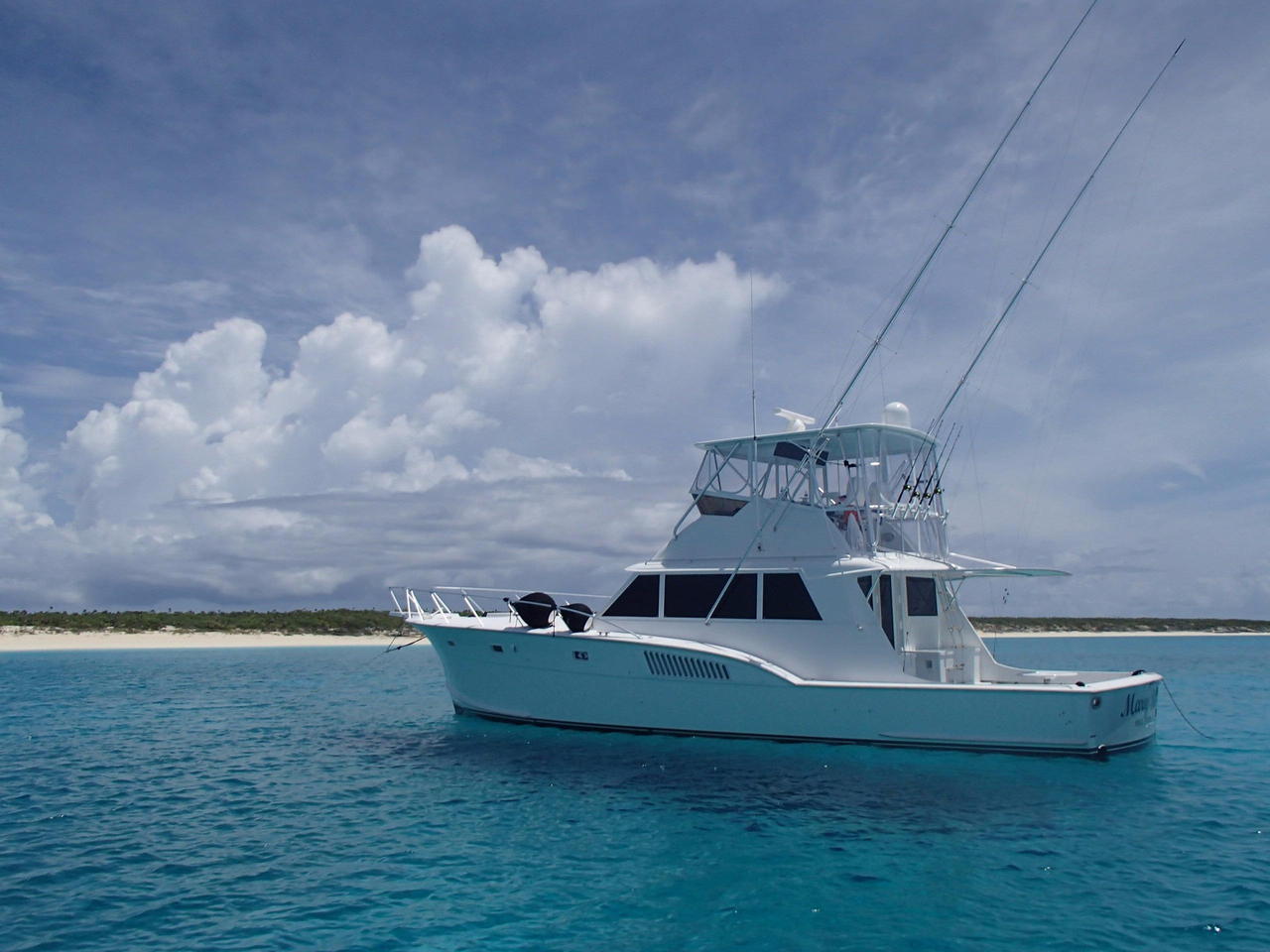 1979 used hatteras sportfish sports fishing boat for sale