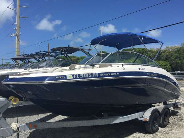 2013 used yamaha 242 limited jet boat for sale 44 988 for Yamaha jet boat for sale florida