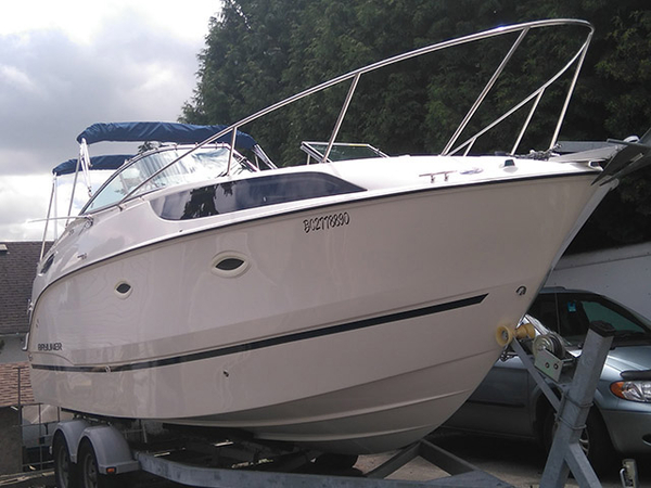 Used Bayliner 255 Cruiser Boat For Sale