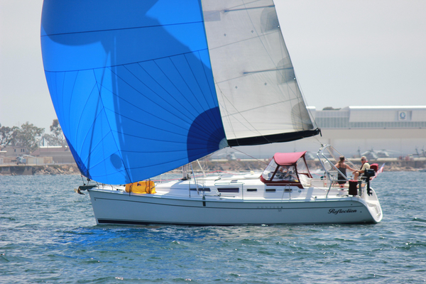 Used Hunter 38 Sloop Sailboat For Sale