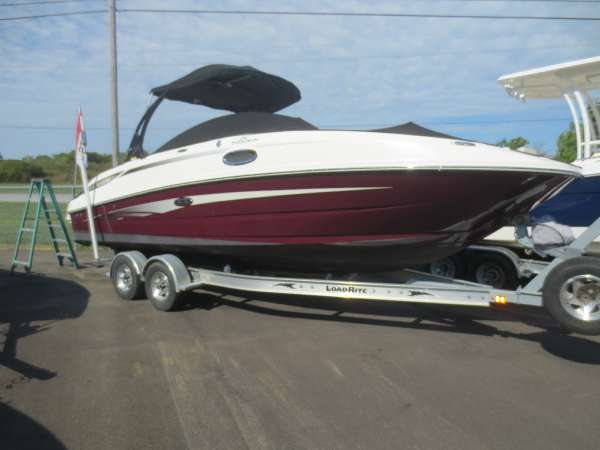 Used Sea Ray 260 Sundeck Deck Boat For Sale