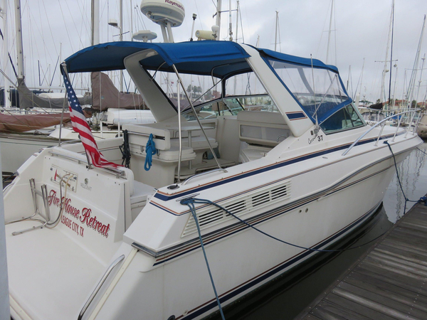 Used Wellcraft 37 Corsica Express Cruiser Boat For Sale