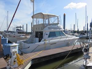 Used Sea Ray 370 Sedan Bridge Flybridge Boat For Sale