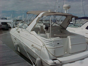 Used Larson 330 Express Cruiser Boat For Sale