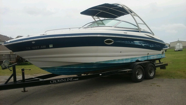 Used Crownline 260 Bowrider Boat For Sale