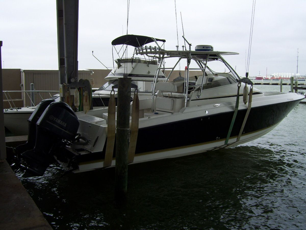 Used Contender 36 Fish Around Center Console Fishing Boat For Sale
