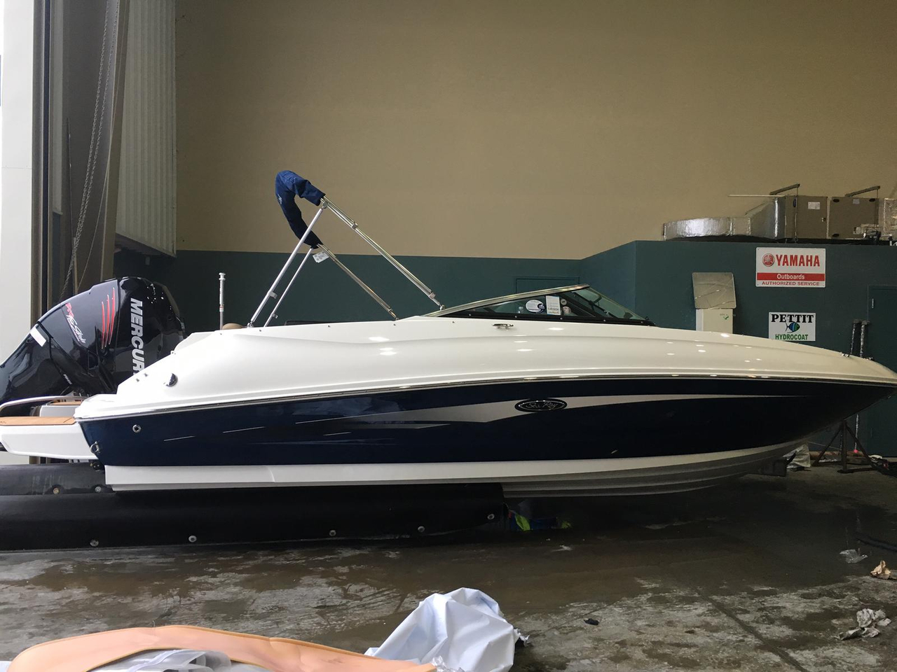 2016 new sea ray 240 sundeck outboard bowrider boat for for Outboard motors for sale maryland