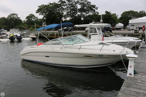 Used Sea Ray 225 Weekender Cruiser Boat For Sale