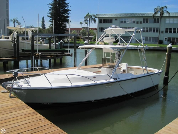 Used Blackfin 27 Fisherman Sports Fishing Boat For Sale