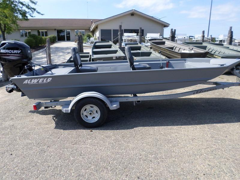 2016 new alweld 1652 vstk aluminum fishing boat for sale for Fishing boats for sale in michigan