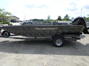 New Polar Kraft Outfitter Modified V 2072X-20 Jon Boat For Sale