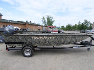 New Polar Kraft Outfitter 2072 X-20 Center Console Fishing Boat For Sale