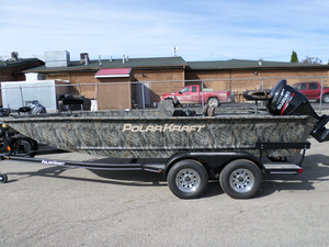 New Polar Kraft Sportsman 2072 XSE Center Console Fishing Boat For Sale