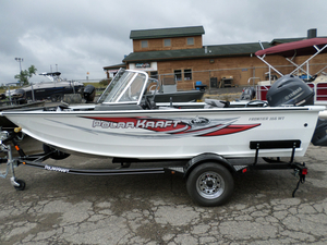 New Polar Kraft Frontier 166 WT Center Console Fishing Boat For Sale